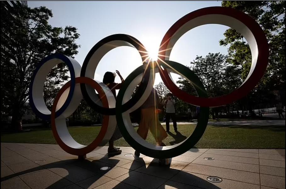 شعار الاولمبياد