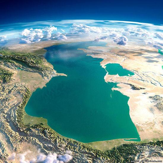 بحر قزوين (3)