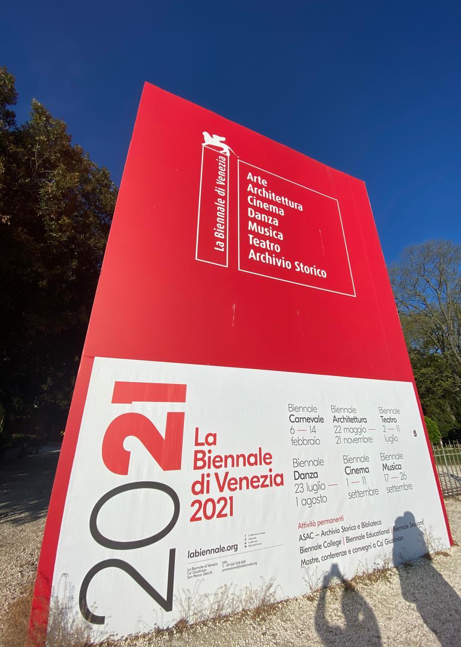 بينالى فينيسيا 2021