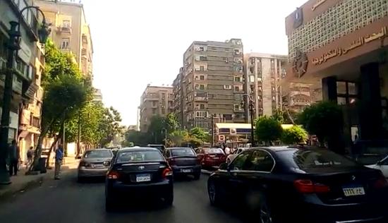 صورة أخرى لشارع القصر العينى