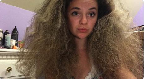 حالة الشعر سيئة كل يوم