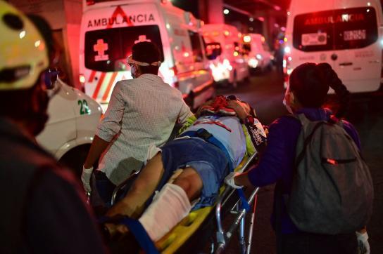 مصابين المكسيك