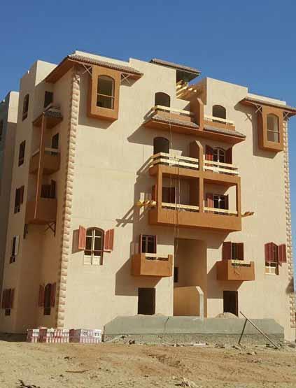 الإسكان الإجتماعى بمدينة أخميم