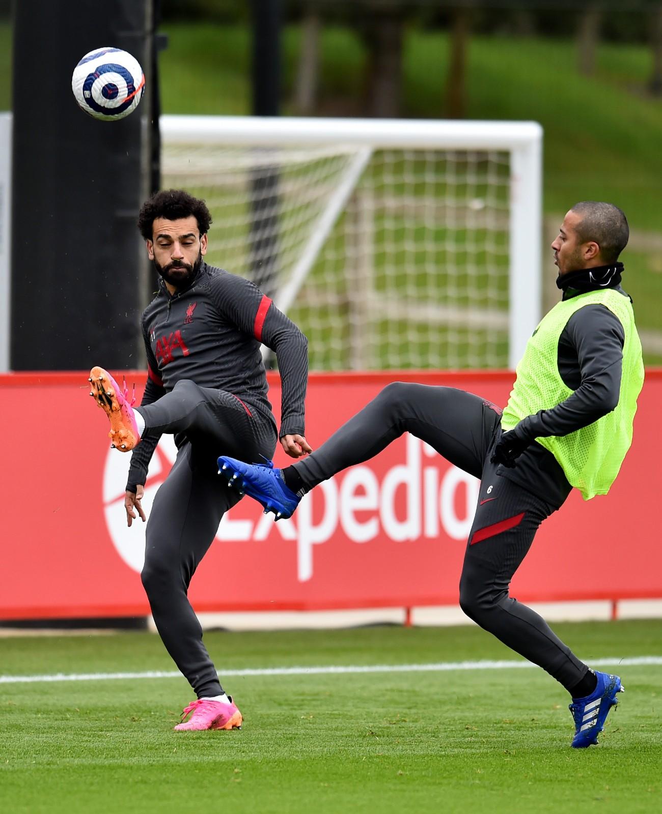 تدريبات ليفربول (12)