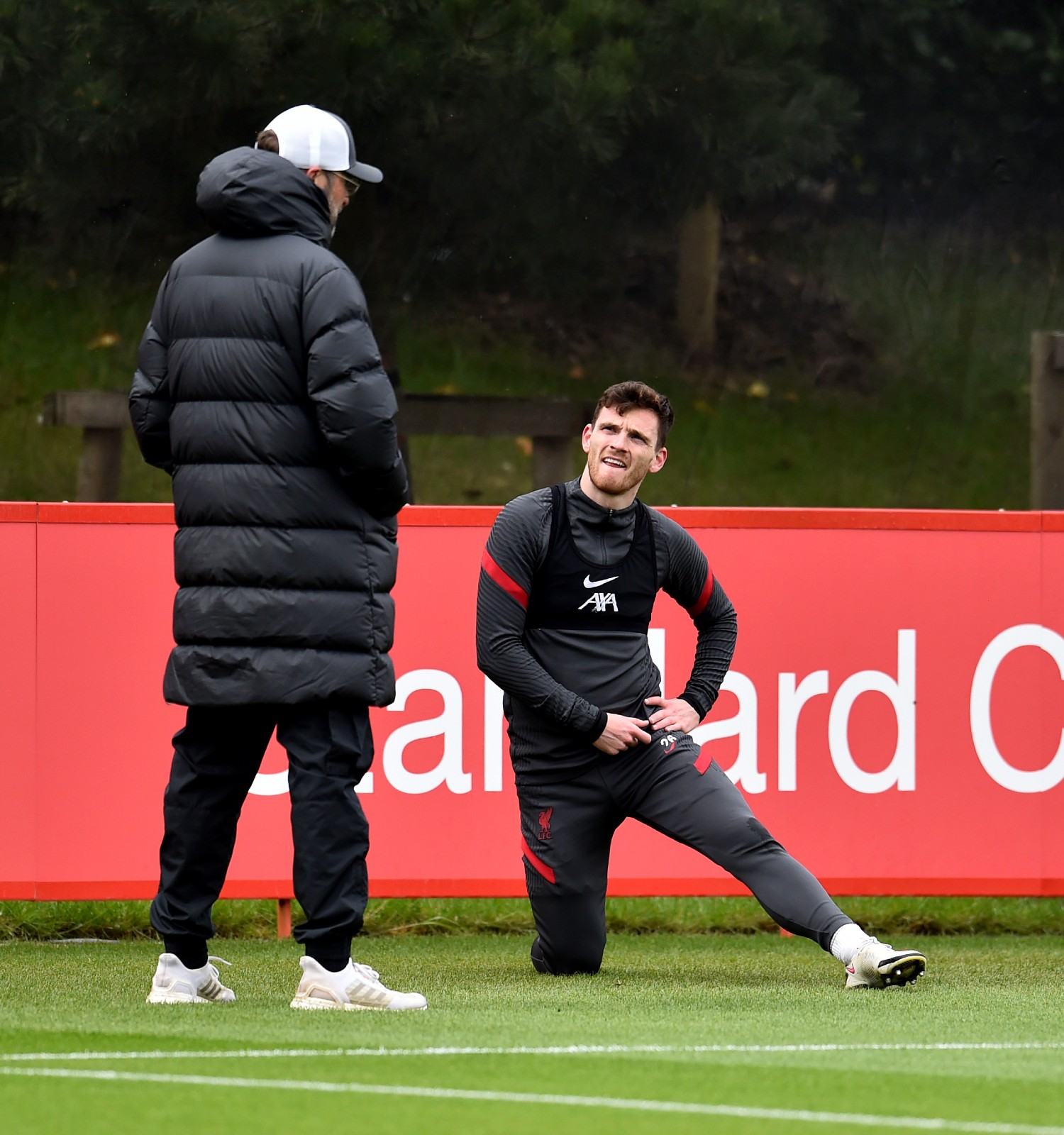 تدريبات ليفربول (3)
