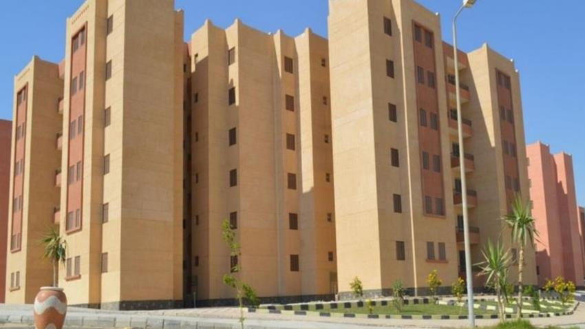 عمارات الاسكان الاجتماعى بمحافظة سوهاج