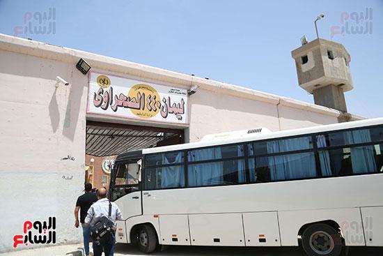 زيارة الوفد لليمان 440 الصحراوى