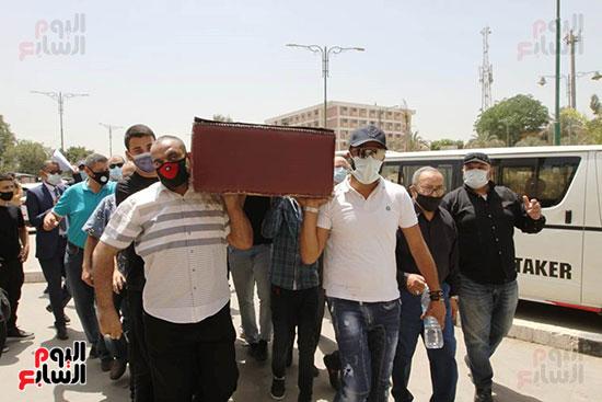 جنازة ماهر العطار (3)