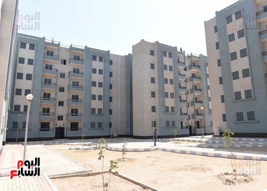 الإسكان الإجتماعى بمدينة سوهاج الجديدة