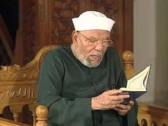 الشيخ الشعراوي في برنامجه