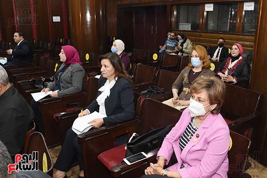 لجنة التضامن الاجتماعي والأسرة (6)