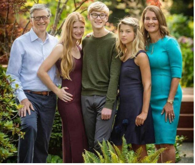عائلة جيتس