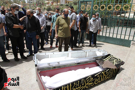 جنازة ماهر العطار (10)