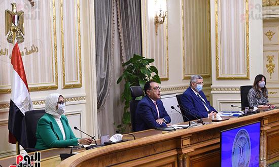 مؤتمر صحفى لرئيس الوزراء (1)