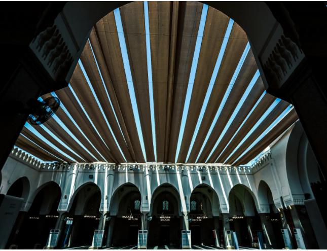 مسجد القباء فى السعودية