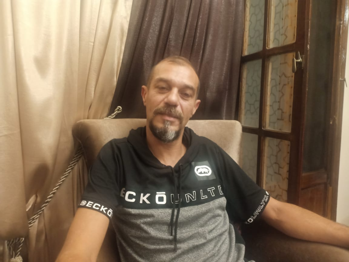 البطل المصري أحمد شعبان (1)