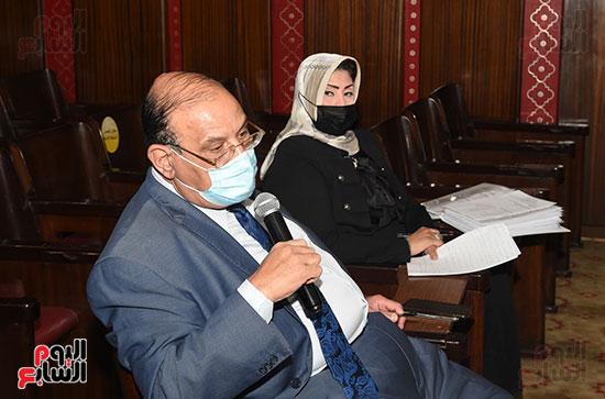 اجتماع لجنة التضامن الاجتماعى والأسرة بمجلس النواب برئاسة الدكتور عبد الهادى القصبى  (13)