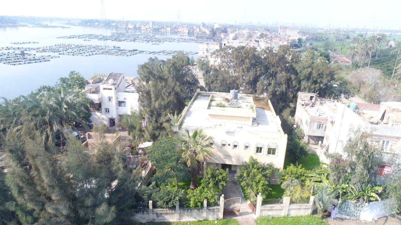 جانب من قرى مركز مطوبس