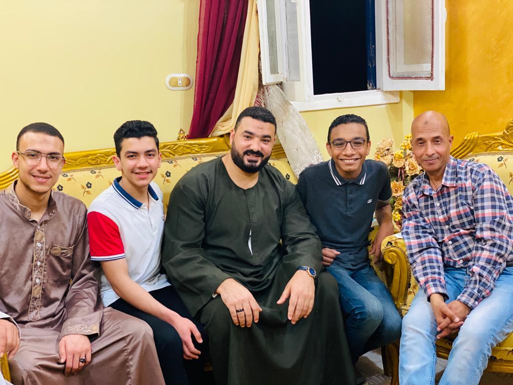 اليوم السابع وشباب المبتهلين