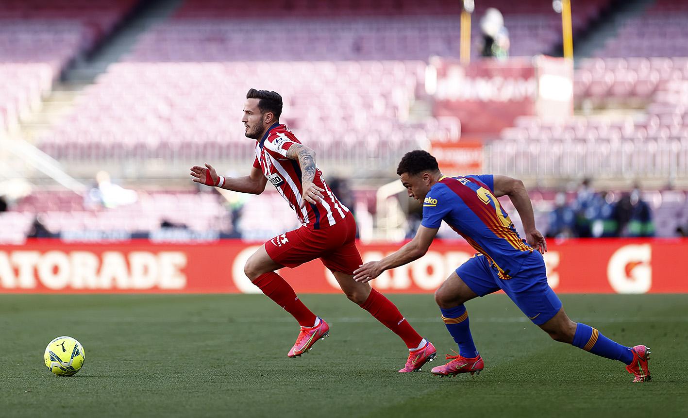 برشلونة ضد أتلتيكو مدريد (2)