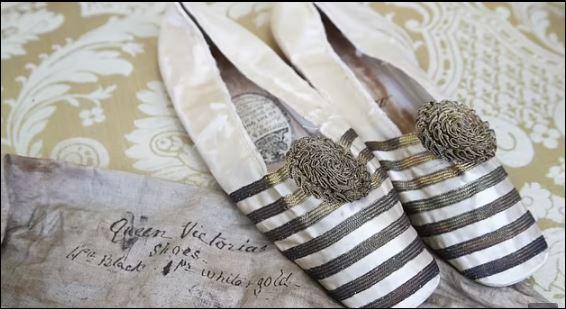 حذاء الملكة فيكتوريا