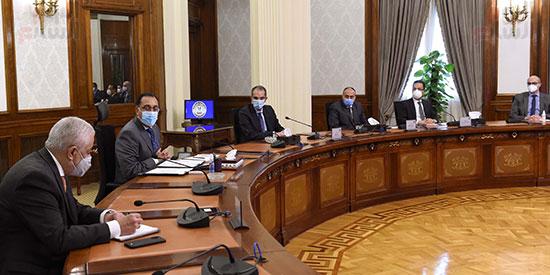 رئيس الوزراء يتابع إجراءات عقد امتحانات الثانوية العامة   (3)
