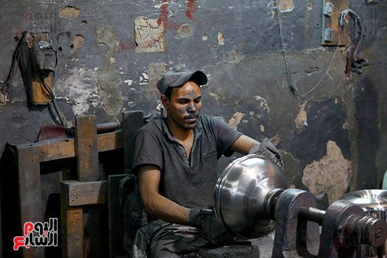 أحد العمال