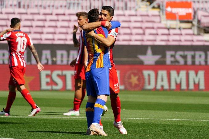 برشلونة ضد أتلتيكو مدريد (3)