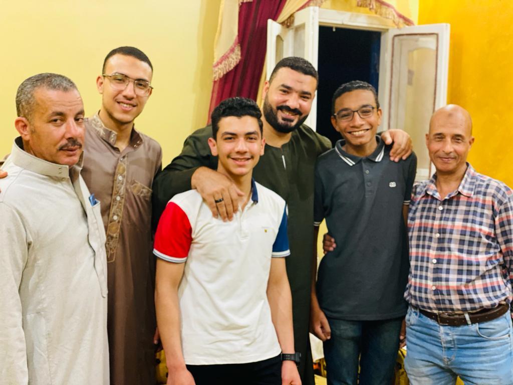 ليلة روحانية مع شباب كفر الشيخ