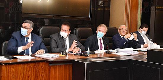 اجتماع لجنة الخطة والموازنة (1)