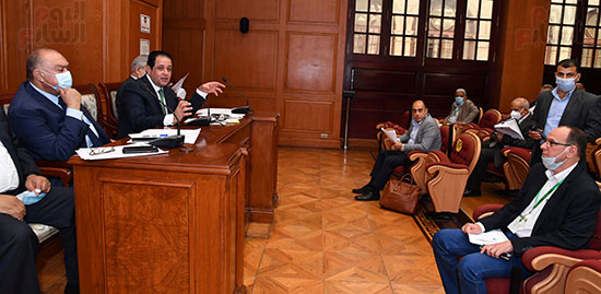 اجتماع لجنة النقل (6)