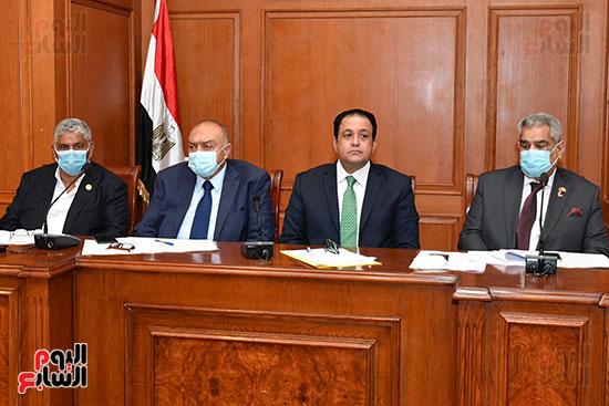 اجتماع لجنة النقل (1)