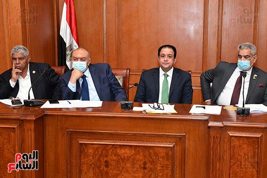 اجتماع لجنة النقل (8)