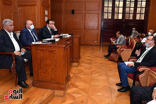 اجتماع لجنة النقل (7)