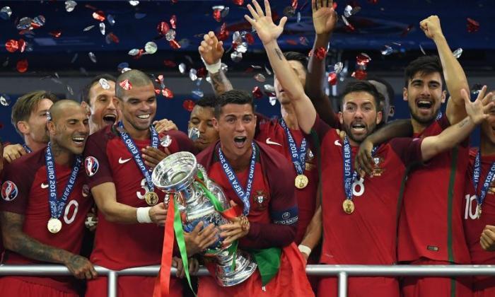 رونالدو قائد البرتغال فى يورو 2016
