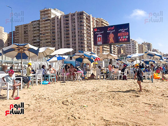 شواطئ الاسكندرية (1)