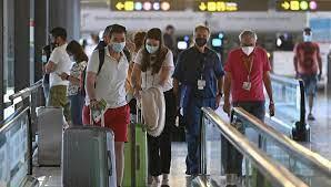 عودة السياح لاوروبا