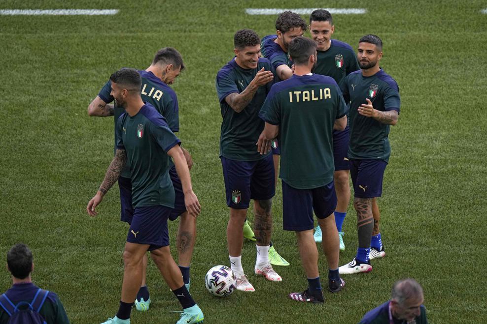 تدريب المنتخب الإيطالي