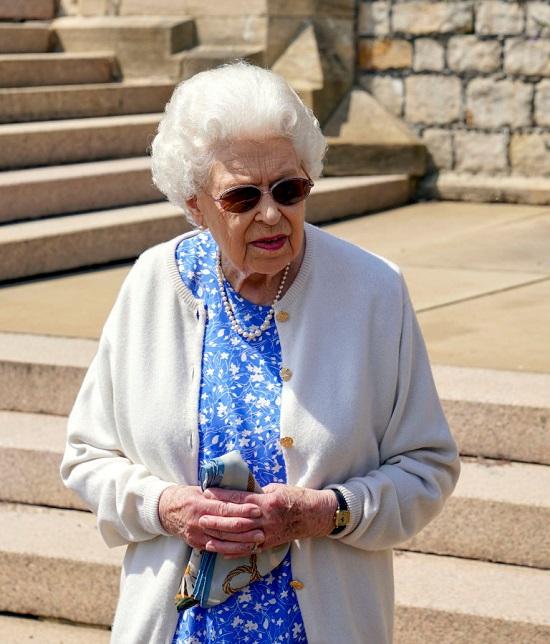 الملكة إليزابيث تحتفل اليوم بعيد ميلاد فيليب