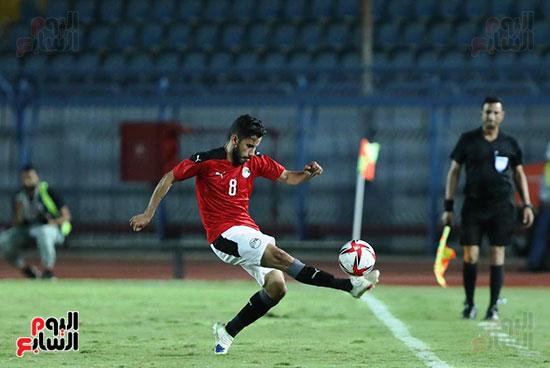 منتخب مصر الاولمبى ومنتخب جنوب افريقيا الاولمبى (1)
