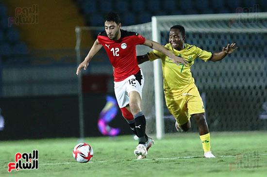 منتخب مصر الاولمبى - منتخب جنوب افريقيا الاولمبى (6)