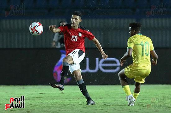 منتخب مصر الاولمبى ومنتخب جنوب افريقيا الاولمبى (14)