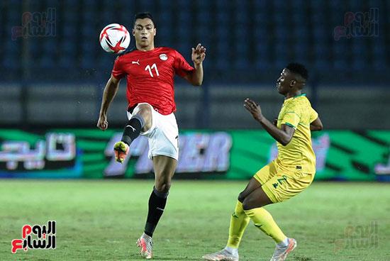منتخب مصر الاولمبى ومنتخب جنوب افريقيا الاولمبى (13)