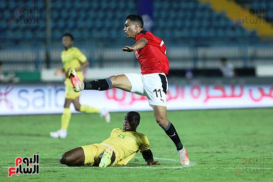 منتخب مصر الاولمبى ومنتخب جنوب افريقيا الاولمبى (11)