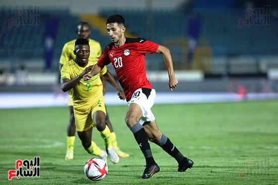 منتخب مصر الاولمبى ومنتخب جنوب افريقيا الاولمبى (22)