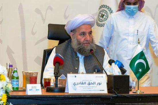 كبار علماء باكستان وأفغانستان يوقعون من جوار البيت الحرام (4)