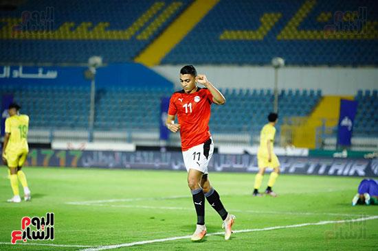 منتخب مصر الاولمبى - منتخب جنوب افريقيا الاولمبى (10)