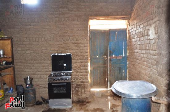 منزل-أم-رجب-البسيط-بقرية-الغريرة