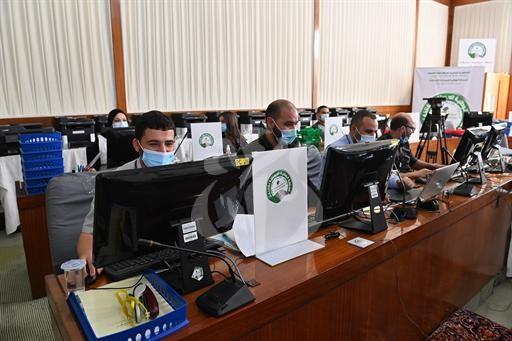 الانتخابات البرلمانية الجزائرية ومتابعة التجهيزات