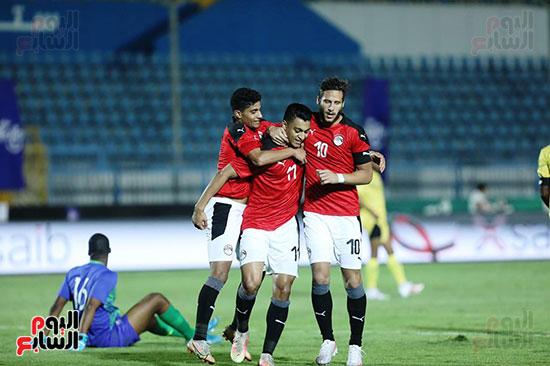 منتخب مصر الاولمبى ومنتخب جنوب افريقيا الاولمبى (9)